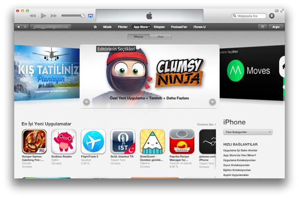 Sihirli elma app store video tanitim 1