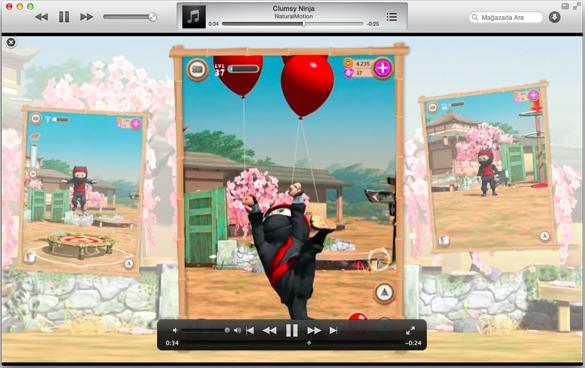 Sihirli elma app store video tanitim 5