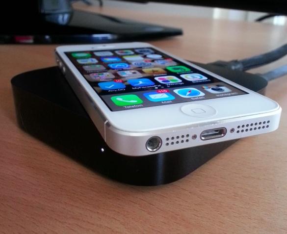 Sihirli elma apple tv iphone kurulum 5