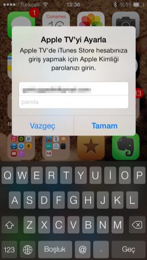 Sihirli elma apple tv iphone kurulum 6