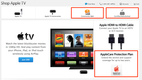 Sihirli elma apple tv redbull 4