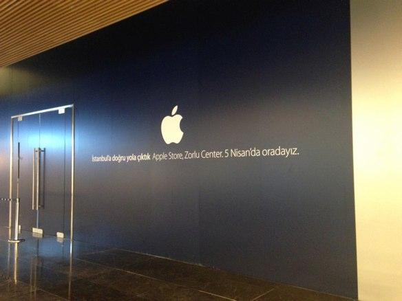 Sihirli elma apple store turkiye zorlu center 15