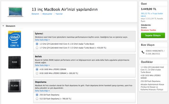Sihirli elma 13 inc macbook air pro retina karsilastirma 3 11 1