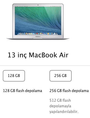 Sihirli elma 13 inc macbook air pro retina karsilastirma 3 6