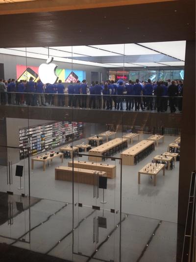 Sihirli elma apple store zorlu center aciliyor 5214