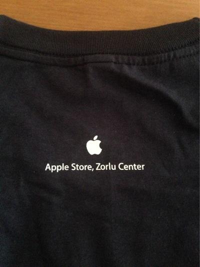 Sihirli elma apple store zorlu center aciliyor 5264
