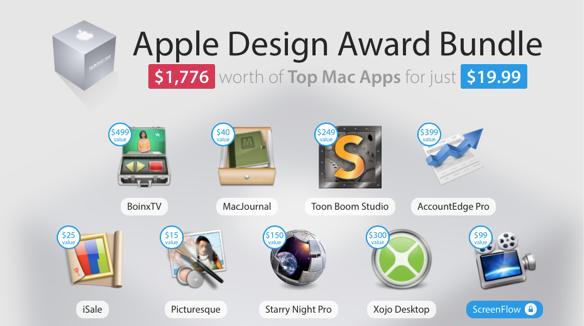Sihirli elma mac uygulama paketi app bundle macheist 1