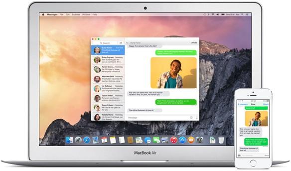 Sihirli elma os x yosemite apps 19a