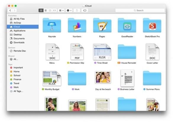 Sihirli elma os x yosemite apps 22