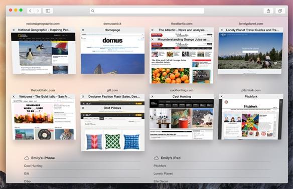 Sihirli elma os x yosemite apps 6