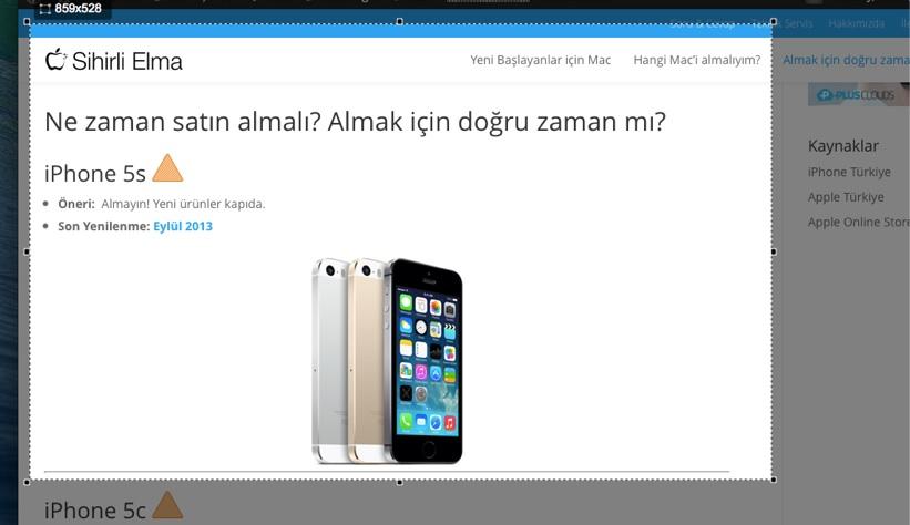Mac ekran goruntusu lightshot 5