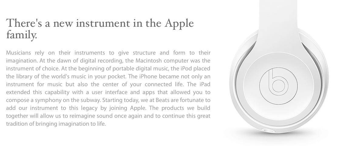 Sihirli elma apple beats merhaba 3