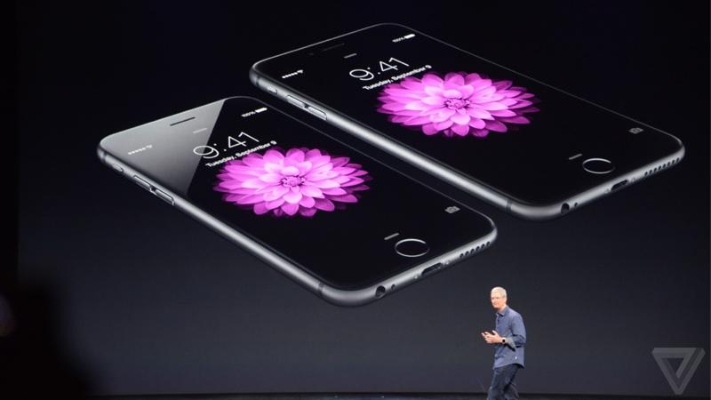 Sihirli elma apple etkinlik iphone 6 pay watch 1