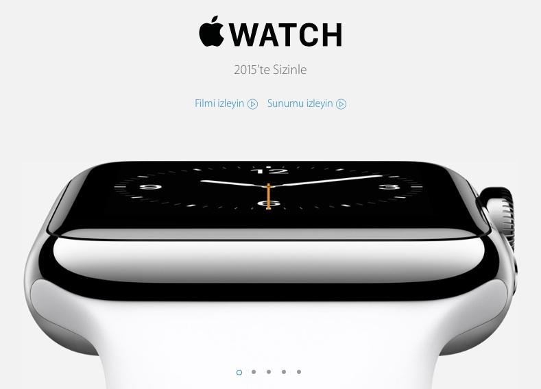 Sihirli elma apple etkinlik iphone 6 pay watch 11