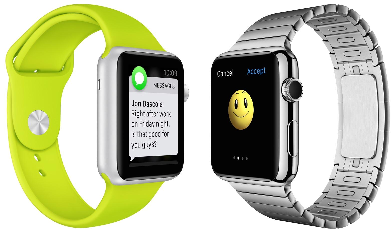Sihirli elma apple etkinlik iphone 6 pay watch 15