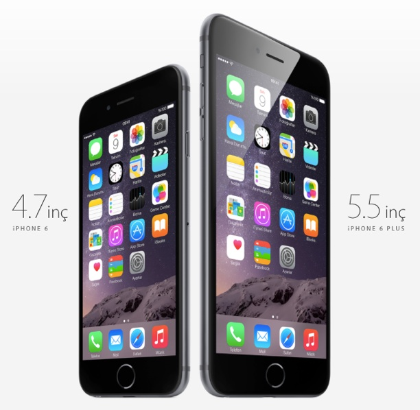 Sihirli elma apple etkinlik iphone 6 pay watch 5