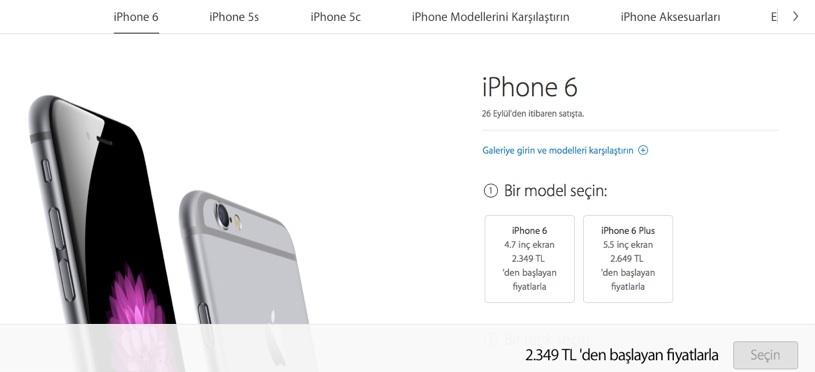Sihirli elma apple etkinlik iphone 6 pay watch 8