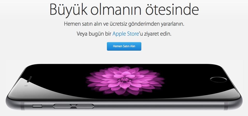 Sihirli elma iphone 6 plus turkiye 1
