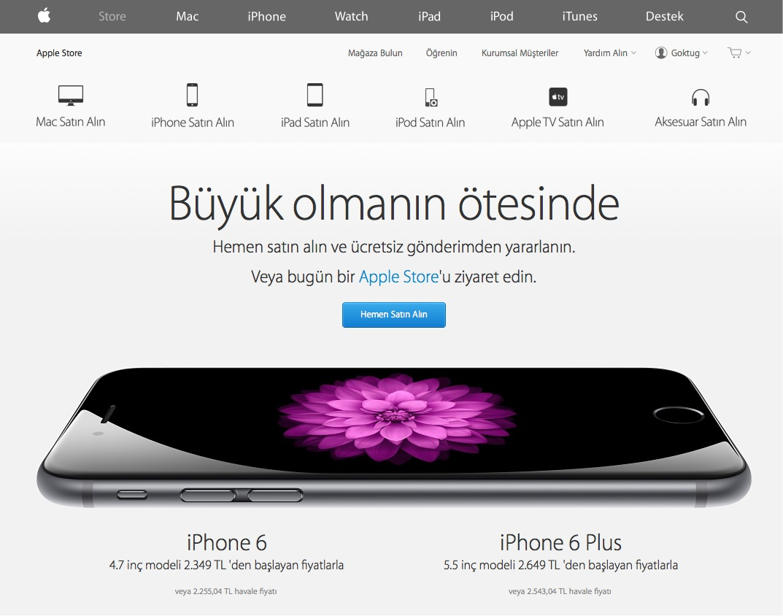 Sihirli elma apple com yenilendi 11