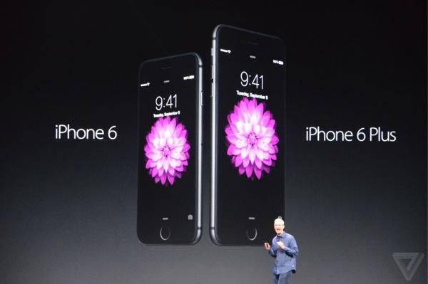 Sihirli elma apple etkinlik iphone 6 pay watch 3