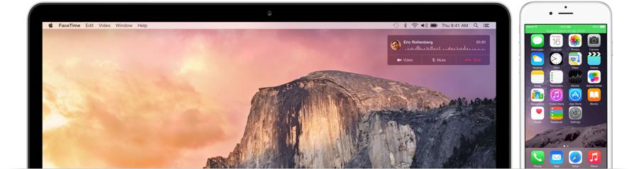 Sihirli elma mac iphone telefon arama gorusme 1