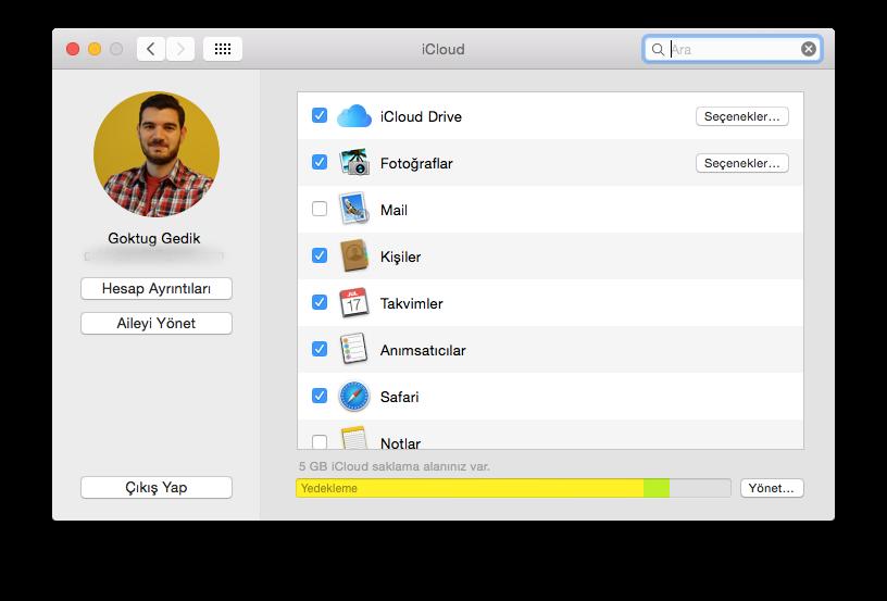 Sihirli elma mac iphone telefon arama gorusme 3