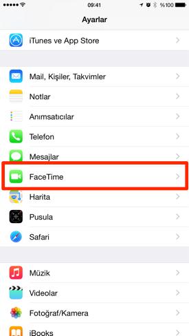 Sihirli elma mac iphone telefon arama gorusme 7
