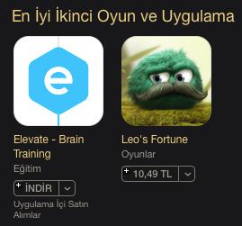 Sihirli elma app store 2014 en iyiler 2