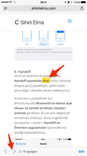 Sihirli elma iphone 5 gizli pratik ipucu 2
