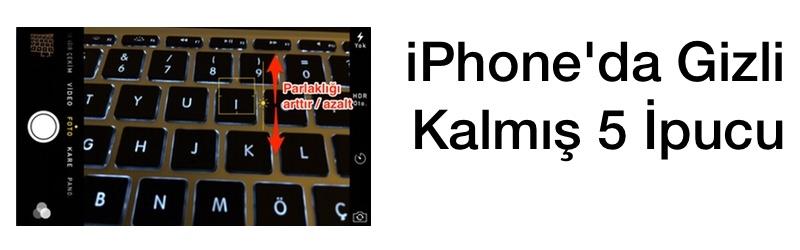 Sihirli elma iphone 5 gizli pratik ipucu feat