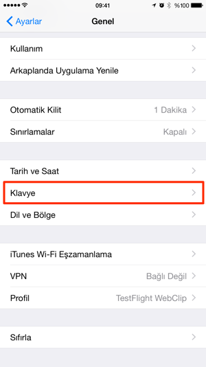 Sihirli elma popkey gif iphone klavye 4