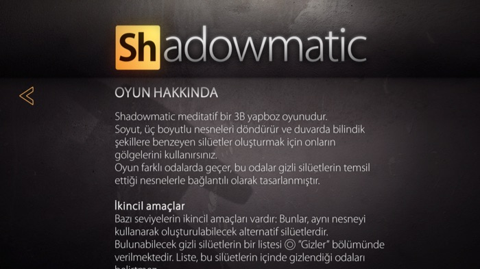 Sihirli elma shadowmatic 11
