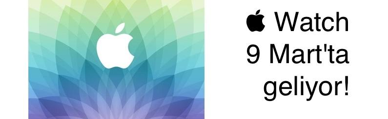 Sihirli elma apple watch etkinlik feat
