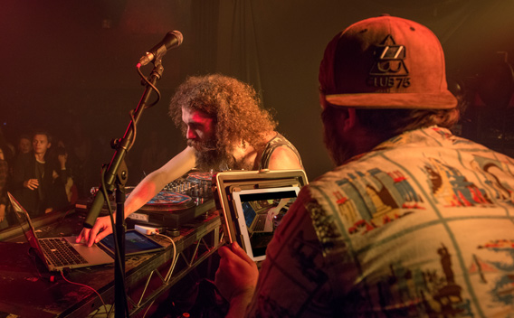 Sihirli elma make music with pad 2