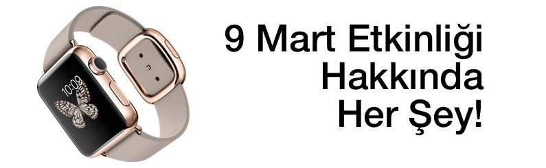 Sihirli elma 9 mart etkinlik macbook watch feat