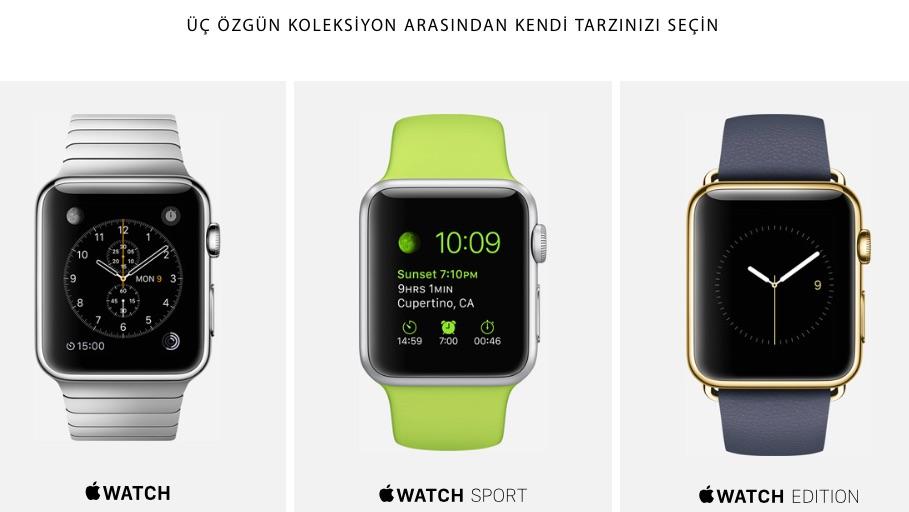Sihirli elma apple watch 2