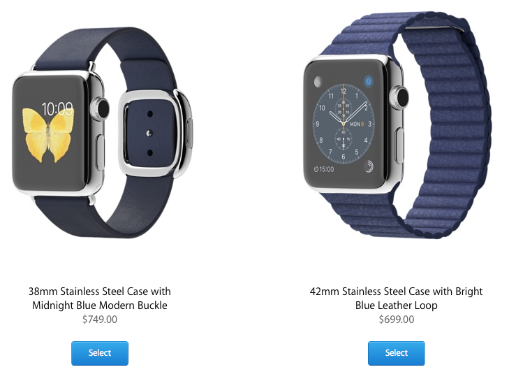 Sihirli elma apple watch model 11