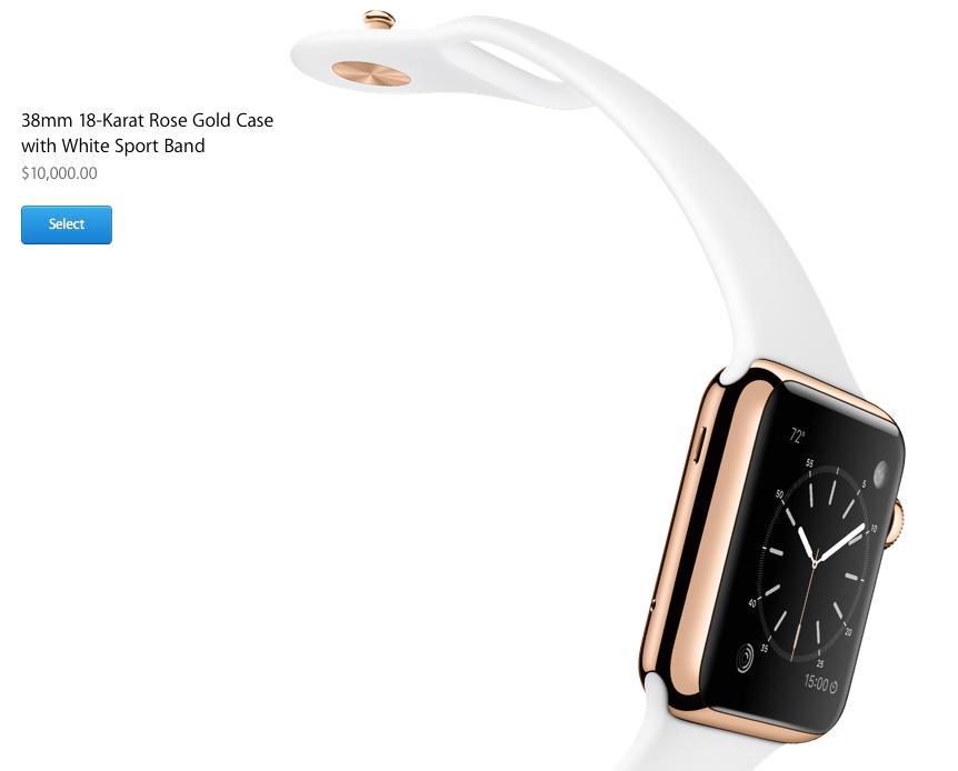 Sihirli elma apple watch model 16a