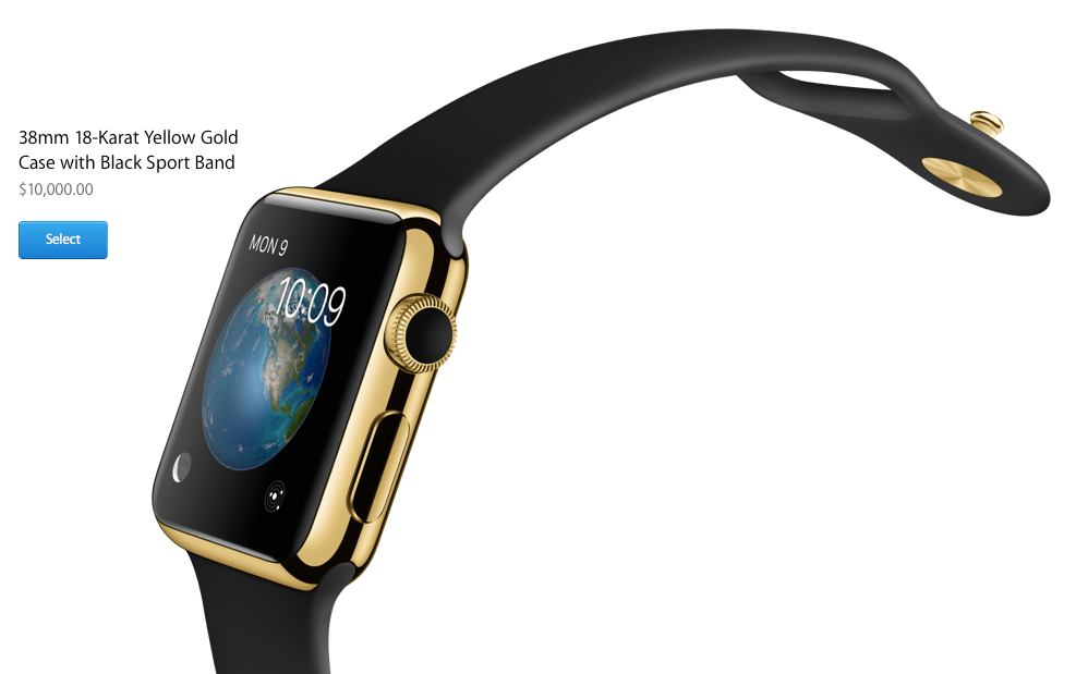 Sihirli elma apple watch model 18