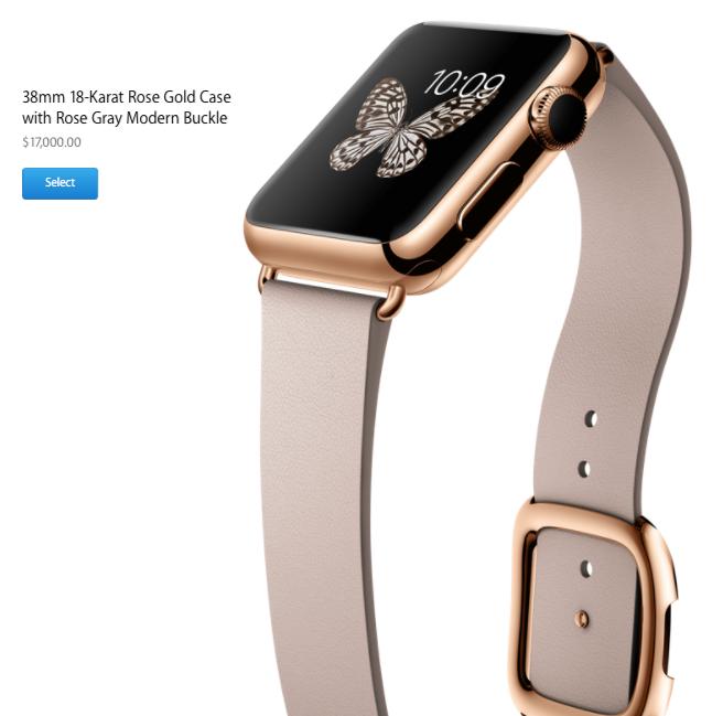 Sihirli elma apple watch model 20