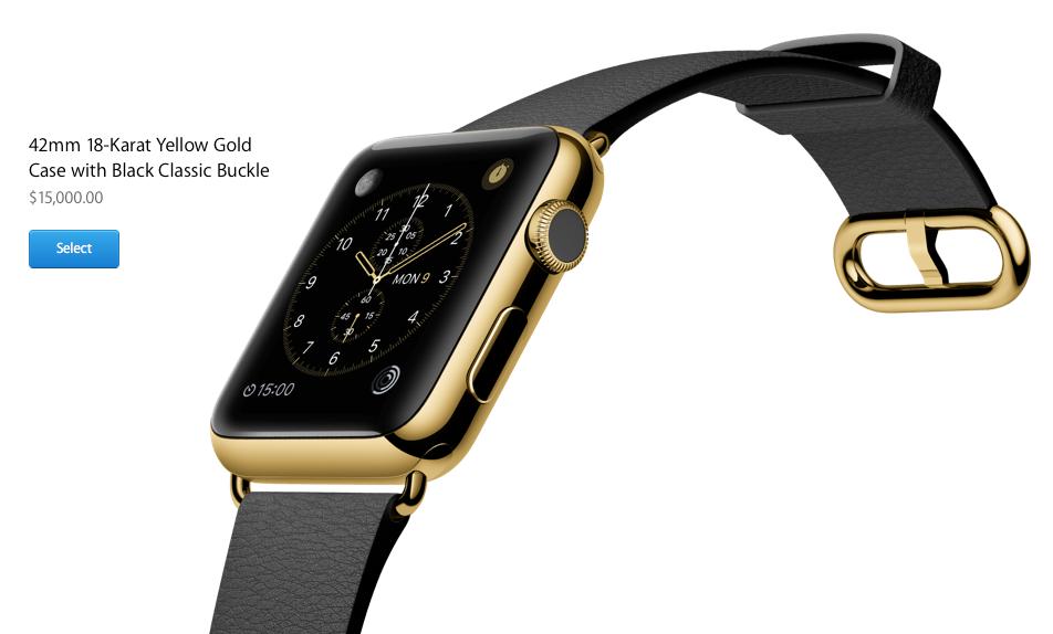 Sihirli elma apple watch model 21