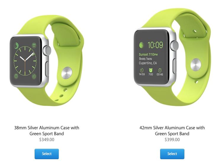 Sihirli elma apple watch model 3