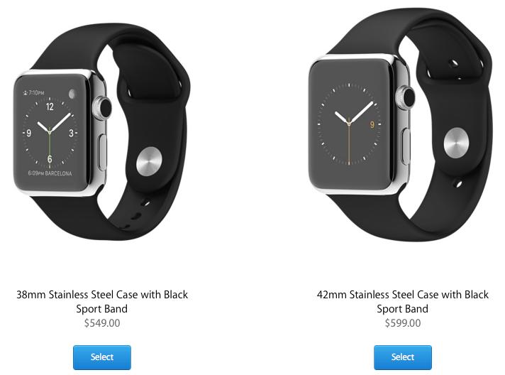 Sihirli elma apple watch model 7