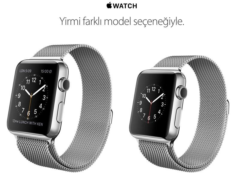 Sihirli elma apple watch
