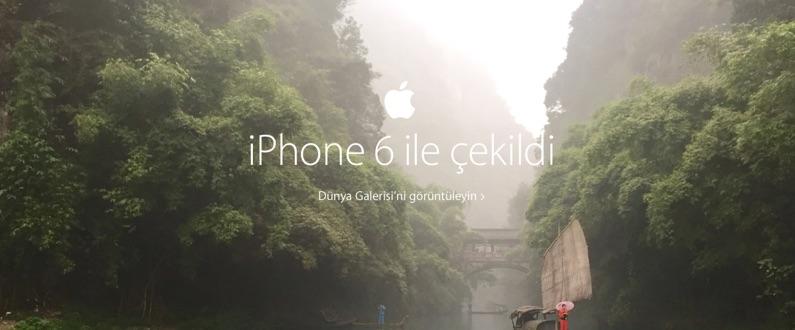 Sihirli elma apple yeni reklam iphone ile cekildi 3