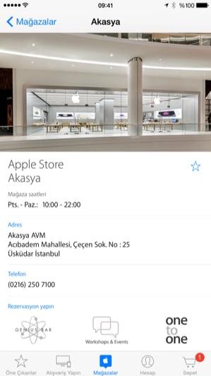 Sihirli elma apple store app turkiye 10b