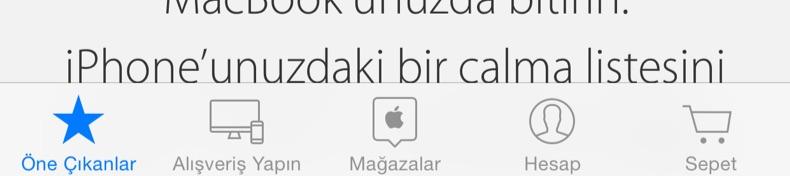 Sihirli elma apple store app turkiye 2