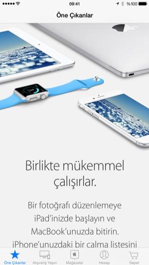 Sihirli elma apple store app turkiye 3