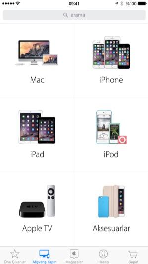 Sihirli elma apple store app turkiye 6
