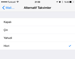 Sihirli elma iphone mac alternatif takvim hicri 4